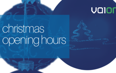 Christmas Network Freeze & Opening Hours