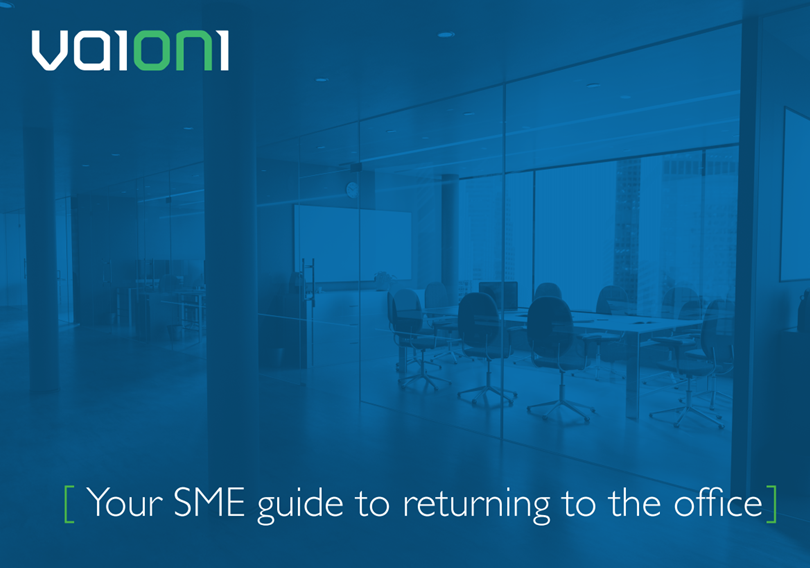 SME Return to the office guide