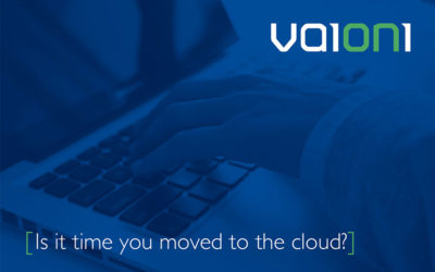 Is it time you moved to the cloud?