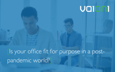 Is your office fit for purpose in a post-pandemic world?
